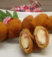 Rezept Babybel Nuggets