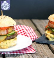 Rezept Hawaii Bacon Burger