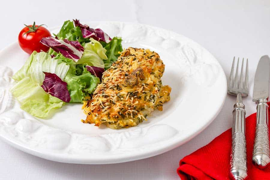 Rezept Cheesy Chicken