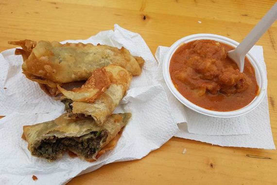 Kampala Take Away- Street Food Festival Steyr