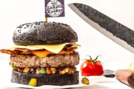 Rezept Knifesmith Superstar Burger